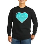 Love Tat Long Sleeve Dark T-Shirt