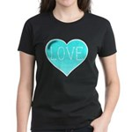 Love Tat Women's Dark T-Shirt