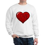 Love Tat Sweatshirt