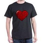 Love Tat Dark T-Shirt