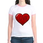 Love Tat Jr. Ringer T-Shirt
