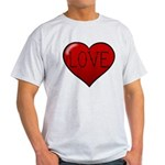 Love Tat Light T-Shirt