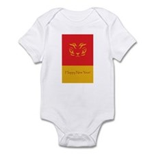 Year of the Tiger Logo Infant Bodysuit