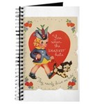Crazy Hat Valentine Journal