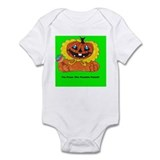 Pumpkin Patch Infant Creeper