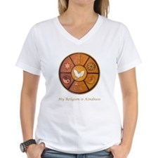 "Interfaith ""My Religion is Kindness"" Shirt"
