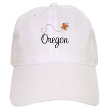 Pretty Oregon Baseball Cap