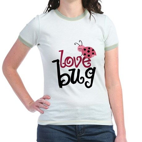 Love Bug Jr. Ringer T-Shirt