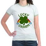 Lucky Charm Jr. Ringer T-Shirt