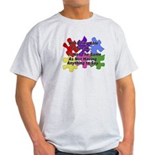 Autism: Say vs Speak T-Shirt
