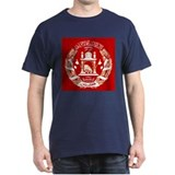 Afghanistan Coat of Arms (Front) T-Shirt