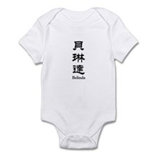 Belinda Infant Bodysuit
