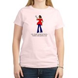 """Single, Sassy, Secure!"" T-Shirt"
