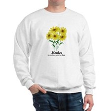 Mother's Day Daisies Sweatshirt