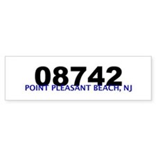 08742 Bumper Bumper Sticker