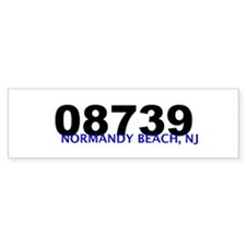 08739 Bumper Bumper Sticker