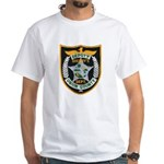 Union County Sheriff White T-Shirt