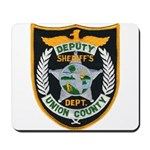Union County Sheriff Mousepad