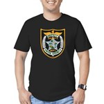 Union County Sheriff Men's Fitted T-Shirt (dark)