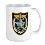 Union County Sheriff Large Mug