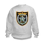 Union County Sheriff Kids Sweatshirt
