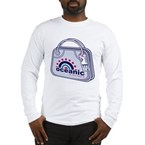Flight 815 Lost Luggage Long Sleeve T-Shirt