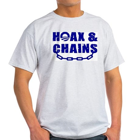HOAX & CHAINS Light T-Shirt