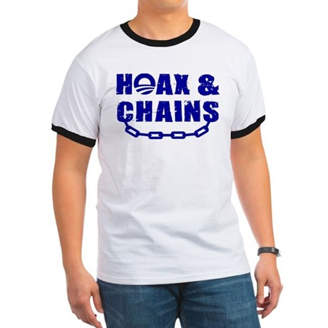 HOAX & CHAINS Ringer T