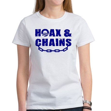 HOAX & CHAINS Women's T-Shirt