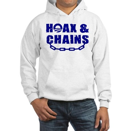 HOAX & CHAINS Hooded Sweatshirt