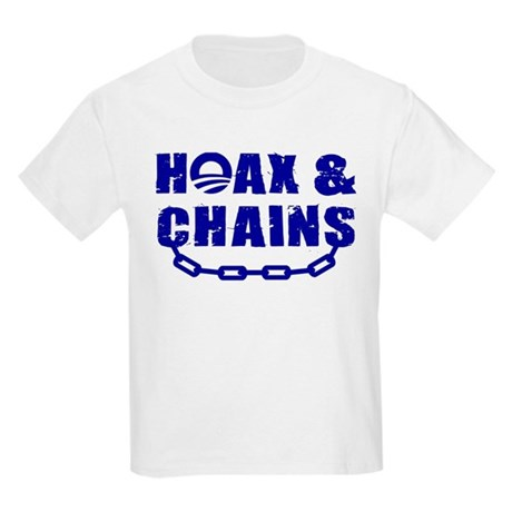 HOAX & CHAINS Kids Light T-Shirt