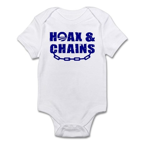 HOAX & CHAINS Infant Bodysuit