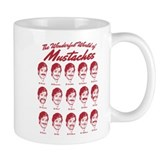 World of Mustaches Mug