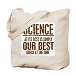 Science at Its Best Tote Bag