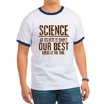 Science at Its Best Ringer T