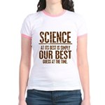 Science at Its Best Jr. Ringer T-Shirt