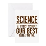 Science at Its Best Greeting Cards (Pk of 20)