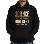 Science at Its Best Hoodie (dark)