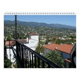 Santa Barbara Wall Calendar