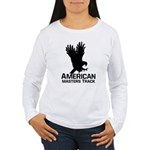American Women's Long Sleeve T-Shirt