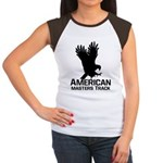 American Women's Cap Sleeve T-Shirt