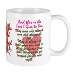 Old Fashioned Love 1 Mug