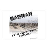 Bagram is Off the Hook Postcards (Package of 8)