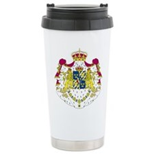 Sweden Ceramic Travel Mug