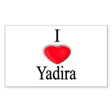 Yadira Rectangle Decal