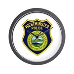 Westminster Massachusetts Pol Wall Clock