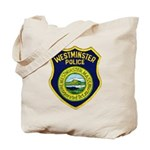 Westminster Massachusetts Pol Tote Bag