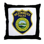 Westminster Massachusetts Pol Throw Pillow