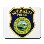 Westminster Massachusetts Pol Mousepad