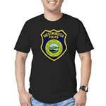 Westminster Massachusetts Pol Men's Fitted T-Shirt